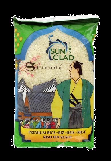 Japānas suši rīsi