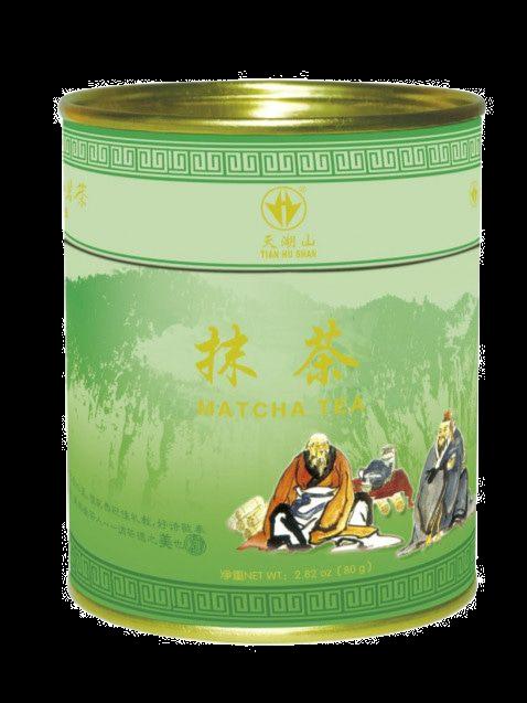 Matcha zaļās tējas pulveris 80g