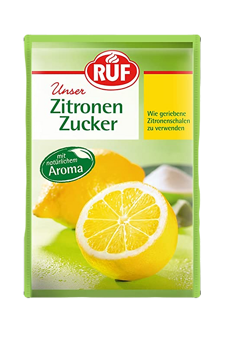 Cukurs citrona RUF