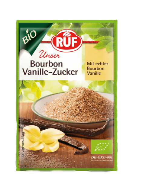 Vaniļas cukurs BIO BURBONA