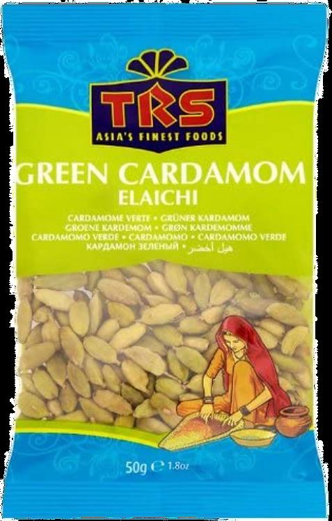 Kardamons zaļais TRS 50g