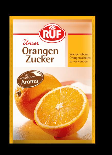 Cukurs apelsīnu RUF