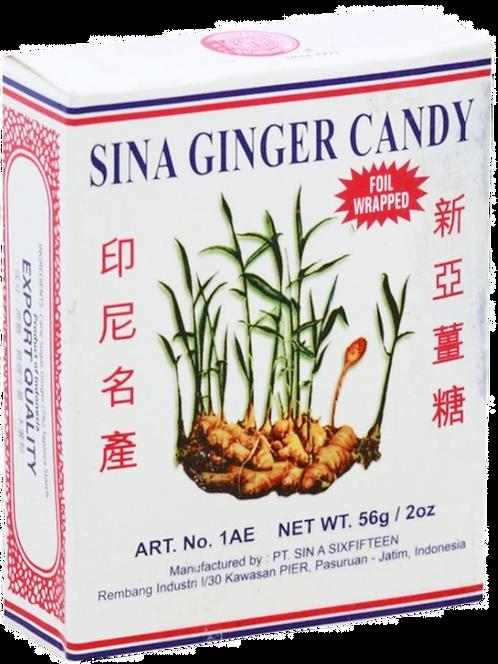 Ingvera konfektes 65g