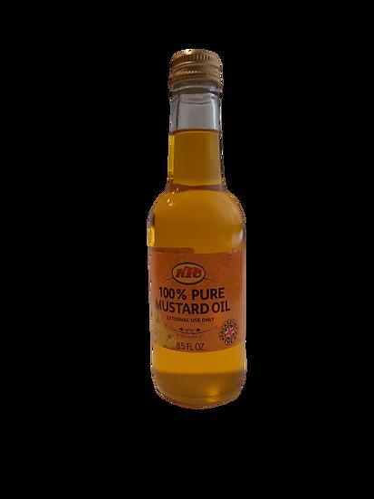 Sinepju eļļa 250ml (mustard seeds oil)