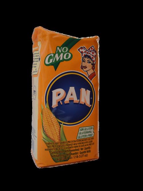 Kukurūzas milti PAN (corn flour) 1kg
