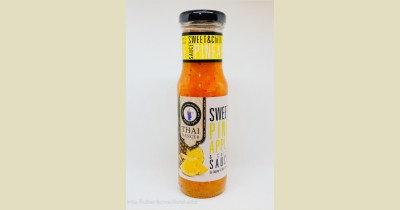 Ananāsu un čilli mērce (sweet pineapple and chilli sauce) 150ml