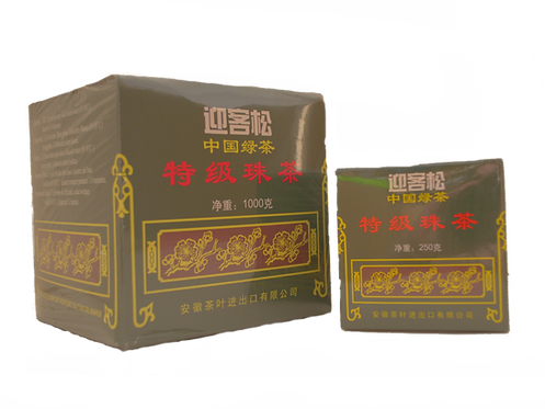 Zaļā GUN POWDER tēja ( 250 g, 1 kg)