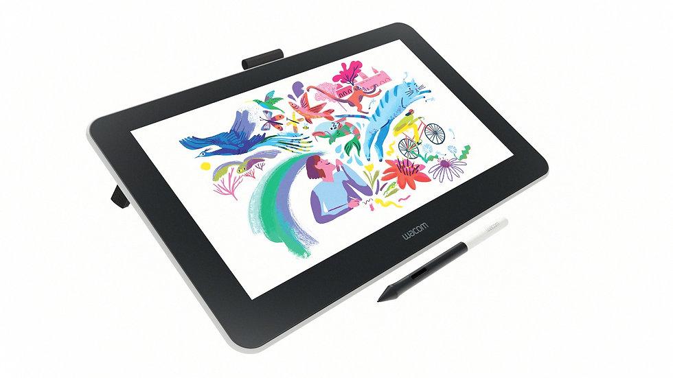 Wacom One Design Tablet