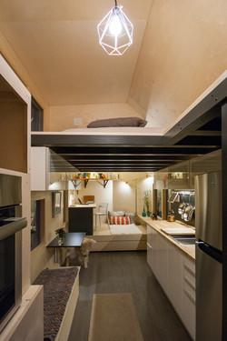 Montana Tiny House Interior 06