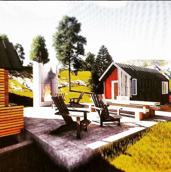 Tiny House Camp, Billings MT