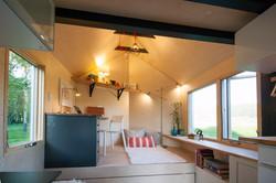 Montana Tiny House Interior 01