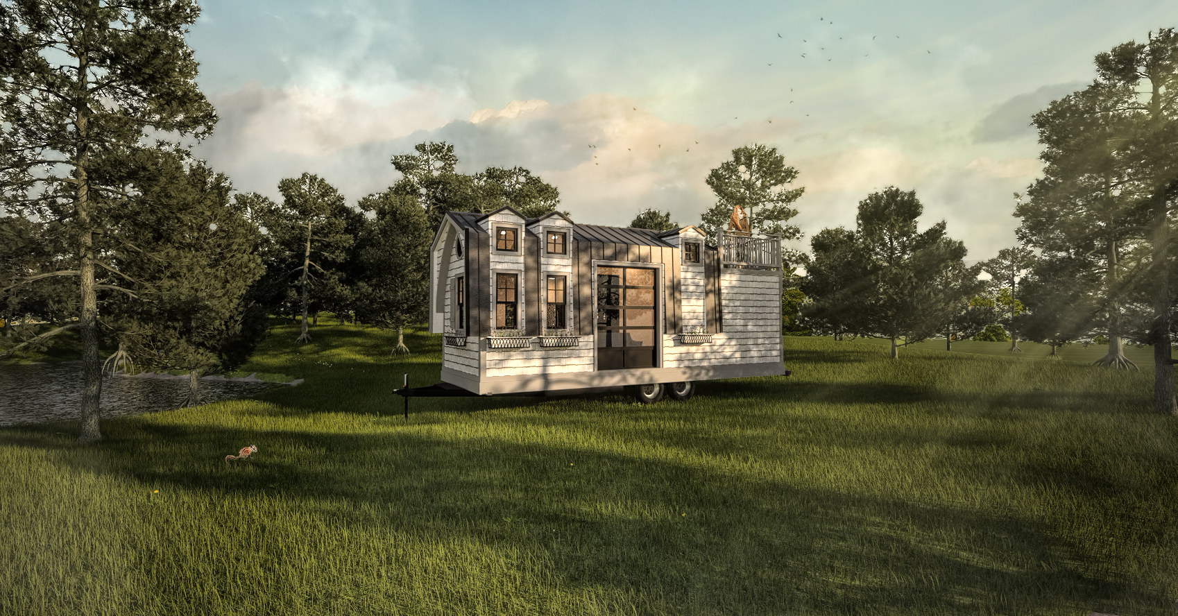 Tiny House, Billings MT