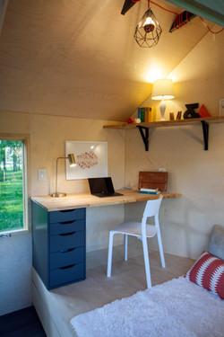 Montana Tiny House Interior 05