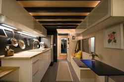 Montana Tiny House Interior 02