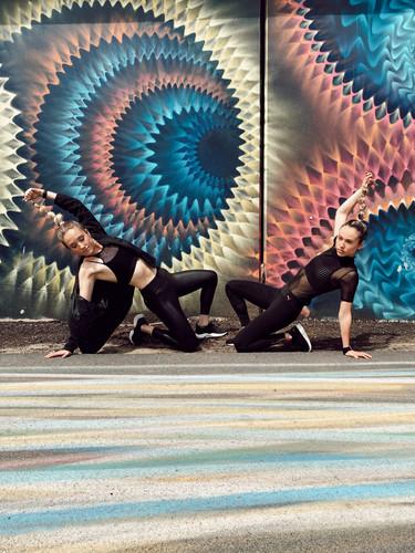 Leah Douty & Shaina Douty