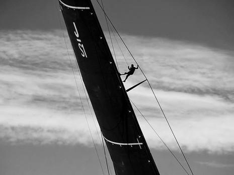 Mast Walker