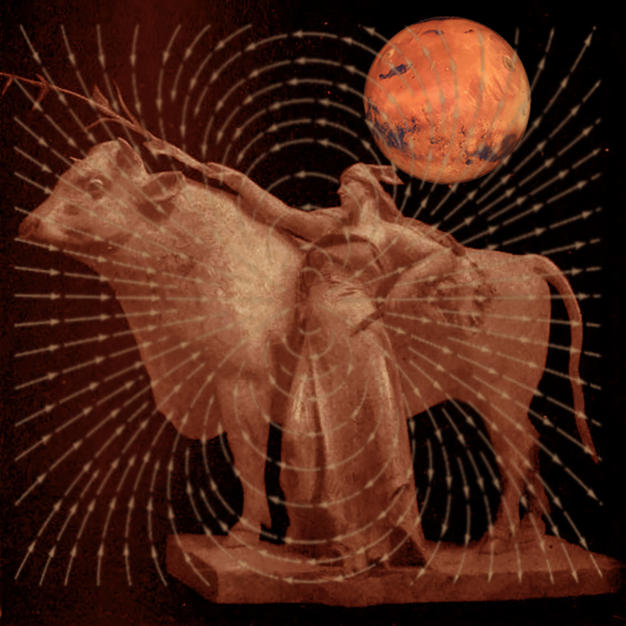The Will to Stabilize.  Mars enters Taurus