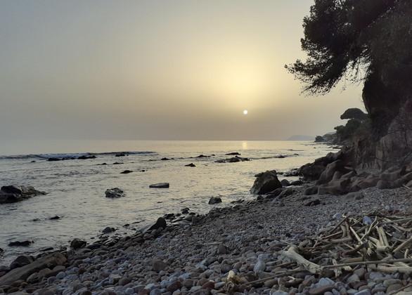 coucher soleil Est Cabro.jpg