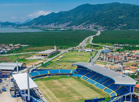 Copa Floripa Brasil terá estrutura completa para garantir conforto e segurança aos participantes