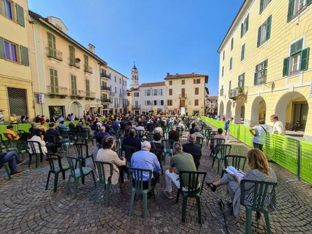 Cheese 2021 -Immagini dalla manifestazione che si è chiusa ieri a Bra- in ordine sparso