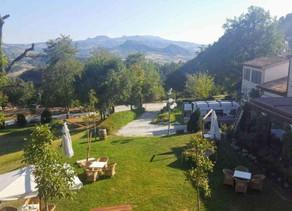 """Tenuta Saiano, in Montebello di Torriana """"L'olfattorio del bere"""""""