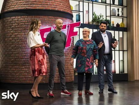 Family Food Fight -Come è andata la terza puntata trasmessa da TV8 con Cannavacciuolo e Bastianich