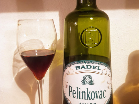 Assaggi-Pelinkovac: un amaro più amaro del solito
