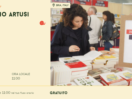 Carissimo Artusi -Conferenza a Cheese 2021