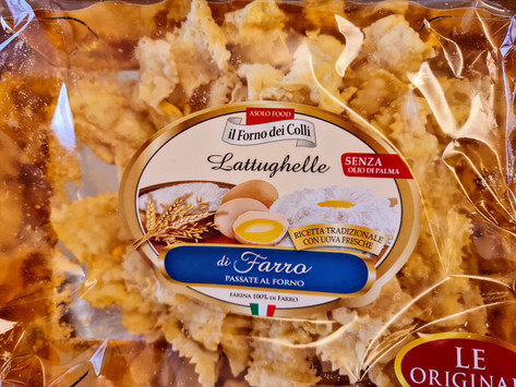 Assaggio le frittelle che vorresti non finissero mai grazie al frumento turgido