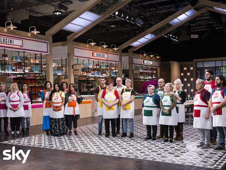 Family Food Fight -Come è andata la prima puntata trasmessa da TV8 -con Cannavacciuolo e Bastianich