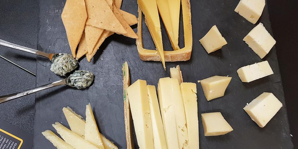 Premolo -Degustazione -Orizzontale di formaggi in abbinamento al vino