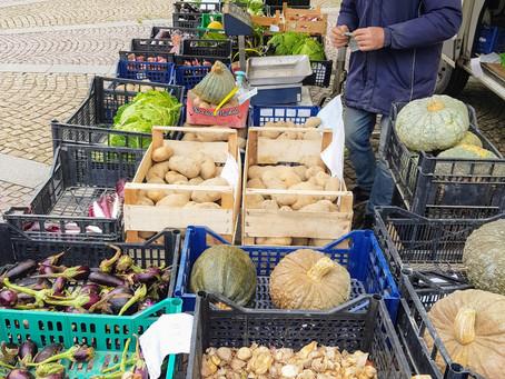 Al mercato di Gambolò