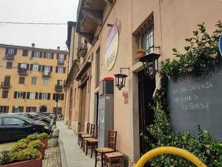 Trattoria Angolo di casa -Pavia