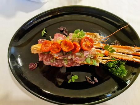 """L'estate felice alla """"Mondina"""" dello chef Alessandro Lochi a Marudo"""