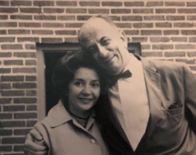Ruth Martin and Bruno Walter 1960.jpg