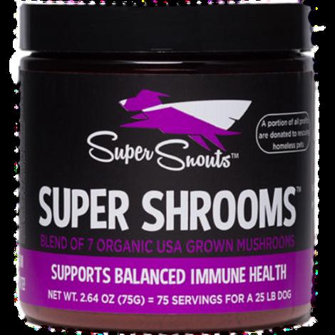 Super Shrooms