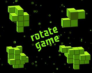 Rotate Game