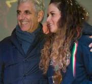 Michela Moioli è medaglia d'oro alle olimpiadi