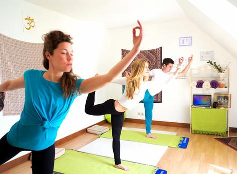 Rentrée du Yoga - 23 septembre