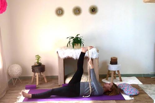 Cours de Yoga N°9 - Enracinement