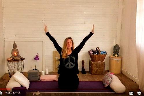 Cours de Yoga N°1 - Assouplissement