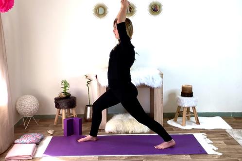 Cours de Yoga N°5 - Séance debout