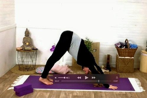 Cours de Yoga N°2 - Tonus musculaire