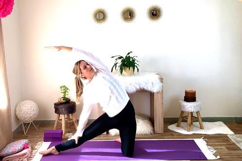Cours de Yoga N°8 - Latéralité