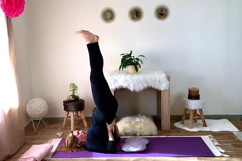 Cours de Yoga N°4 - Préparation au Pont
