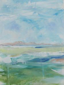 Water/Sky: Little Pleasant Bay