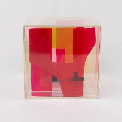 Paper Cube - Cityscape - Miami II