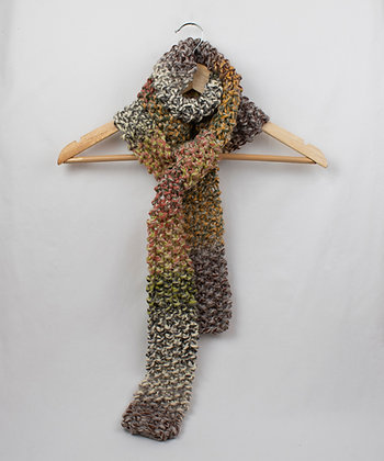 Ombre Scarf - Regular or Long