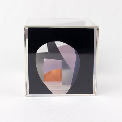 Paper Cube - Cityscape - New York