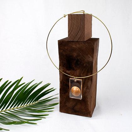 Wood Resin Choker